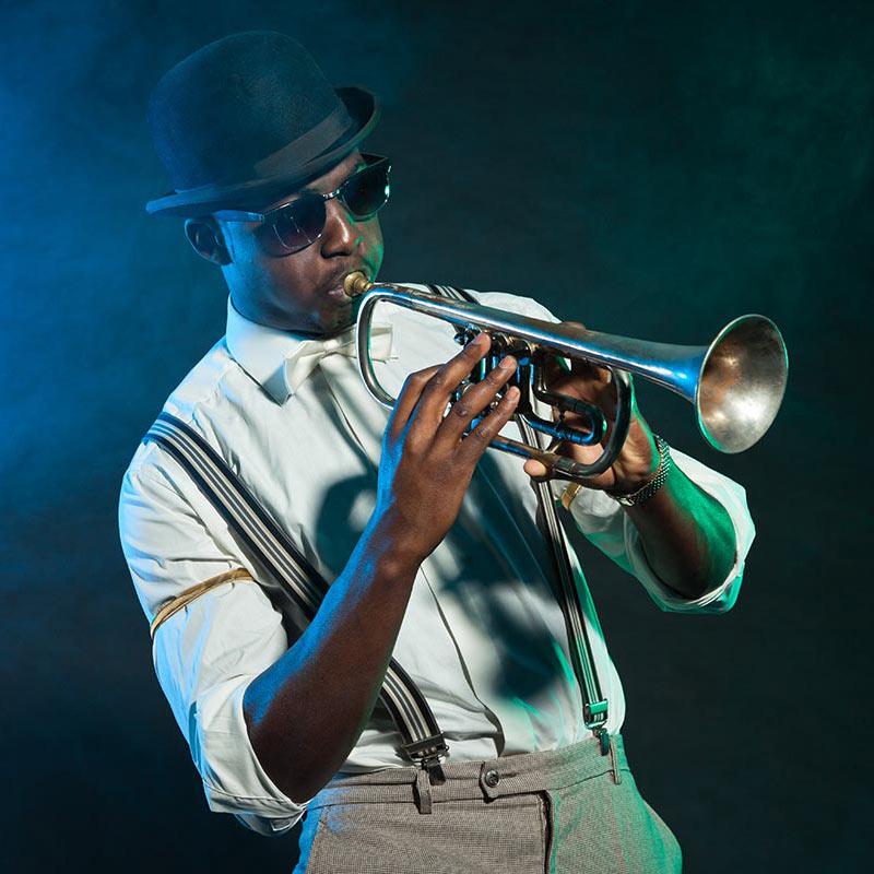 Herb Rubeck, trumpet