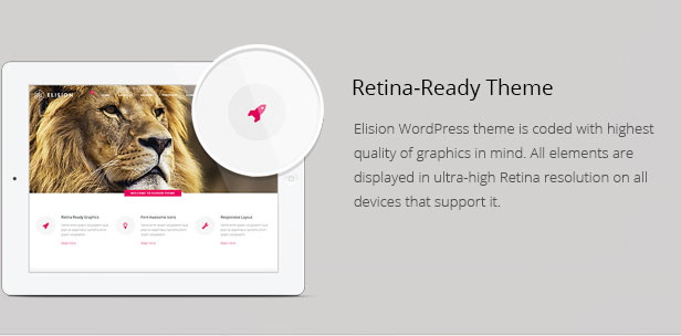 Elision - Retina Multi-Purpose WordPress Theme - 2