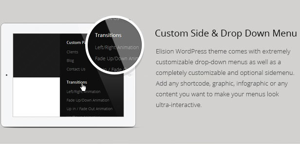 Elision - Retina Multi-Purpose WordPress Theme - 4