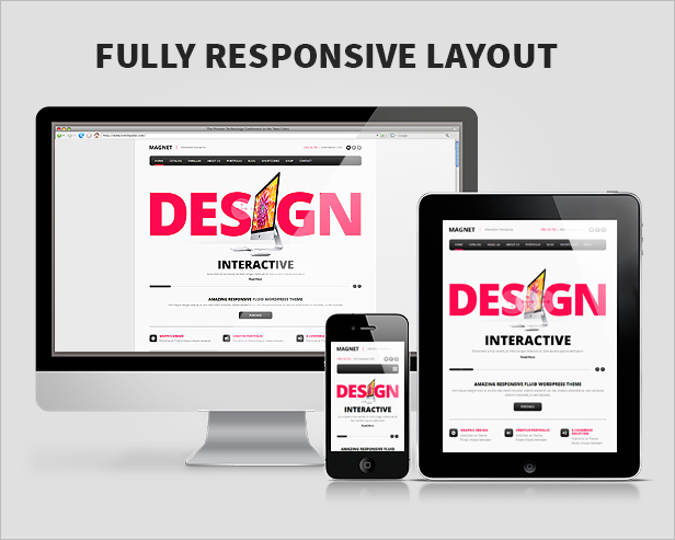 magnet theme description 5 MAGNET | Creative Business WordPress Theme