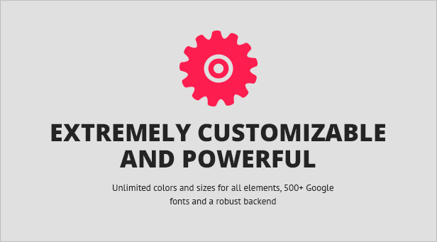 magnet theme description 6 MAGNET | Creative Business WordPress Theme
