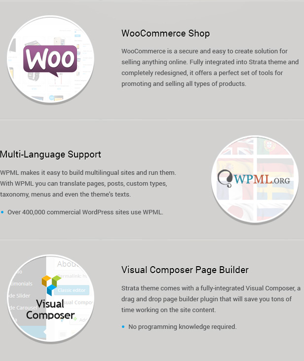 Strata - Professional Multi-Purpose Theme - 3